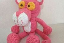 pantera roz