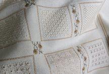 mantel bordado ayur