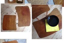 Make-over til brugte møbler