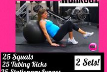 pregnancy work outs