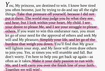 Dear my princess...