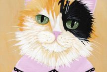 Cat CHat Nekl ilustración