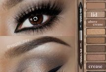 03 - Maquillage UD Naked / by Chocolate & Wedding