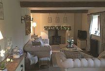 Cottage sofas