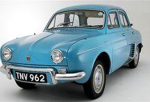 Oude auto's / Mijn modellen van vroeger