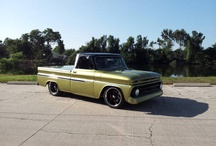 Ideas for 66 chevy / by william holder