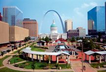 St. Louis  / by Carolyn Cunningham Knobloch