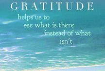 Gratitude | Blessings | Inspiration | Jewelry / Be thankful for the little things, the big things and everything in between.