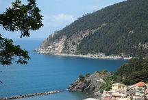 Viaggio tra Cinque Terre e Portofino / Itinerari tra Cinque Terre e Portofino