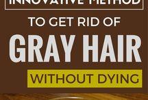 What? No Grey hair