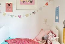 Carrie's new room
