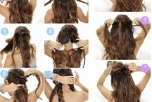 Awesome cool stuff / Mostly cool hair hacks