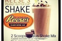 Vi Shake Recipes / by Denise Sensenig