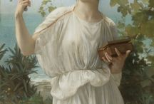 Guillaume Seignac / (1870–1924) a French academic painter