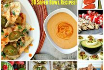 Super Bowl Recipes / Super Bowl Recipes! Super Bowl Appetizers, Super Bowl Food and more!