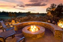 Fire Pits / by Pam Pintarelli