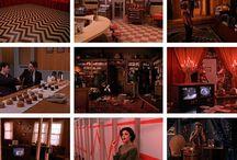 Twin Peaks / El mundo de Twin Peaks visto desde la serigrafía y las artes gráficas