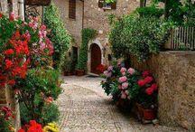 Italia a romantica