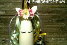Einhorn DIY