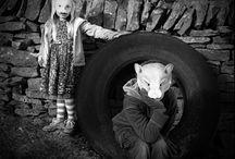 Deborah Parkin / Analogue Photography, Silver gelatin and Wet Plate Collodion