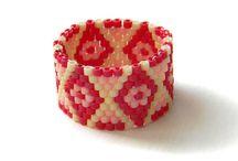 Yüzük ❤ Ring / Yüzük yapımına dair fikirlere ulaşabilir, malzemeler için Hobium.com'u ziyaret edebilirsiniz. ❤ For various ring making materials please visit Hobium.com