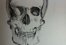 My drawings etc.