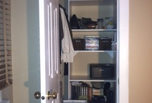 Wardrobes / Inspiration for wardrobes for baby and I