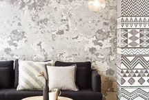 HOME wallpaper / wallpaper, behang