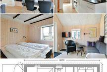 Pieniä taloja