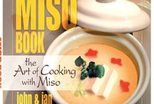Good Books / Good books we want to share with you on miso and other healthy living topics!