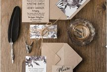 ♡`Wedding invitations