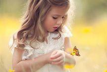 Fotografia de crianças