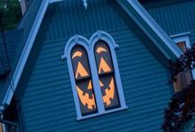 fall / halloween decor