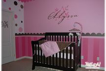 baby room / by Angela Hilley Moore