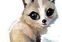 animaux dessins