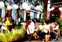 2014 Decoracción / la instalación que presentó dosde espacio-cocinas, creada por Beatriz Sánchez directora creativa de dosde, con la colaboración de la agencia de publicidad SrNakata fue la mas visitada en decoracción 2014