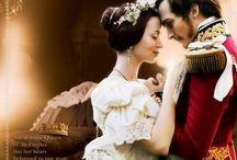 19 century visions / costume dramas, photography