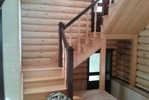из массива дерева / Уют, тепло и натуральные материалы для Вашего красивого дома