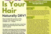 Type 4 hair care