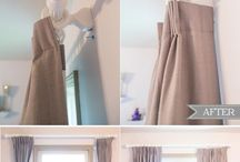 Curtains and ideas