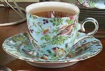 Tea Cup Insanity!