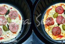 Pizza / Fritadeira