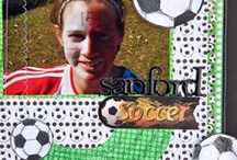 Scrapbook-Sports / by Colleen Carrillo