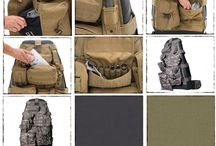 Military/Tactical stuff / A collection of cool military and tactical equipment