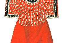 Miscellaneous Ethnic Clothes