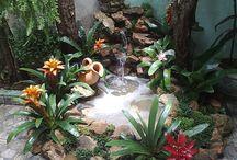 cascata de Jardim