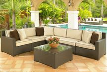Luxury Outdoor Living / Outdoor living has never been so popular. Enjoy the outdoors with your family and friends.