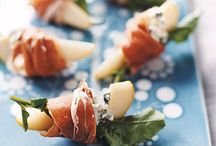 OPEN HOUSE APPETIZERS / OUR FAVORITE APPETIZERS FOR OPEN HOUSES