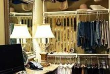 Closet ideas <3