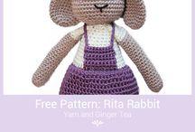 Gratis Rita konijn